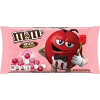 M&M'S Cupid's Mix Milk Chocolate Valentine's Day Candy, 10-Ounce Bag