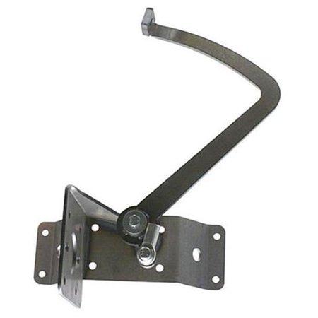 1935-1940 Ford Frame Rail Mount Brake Pedal Assembly