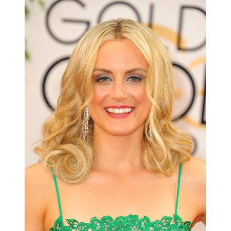 Taylor Schilling At Arrivals For 71St Golden Globes Awards   Arrivals 5 The Beverly Hilton Hotel Beverly Hills Ca January 12 2014 Photo By Linda Wheelereverett Collection Photo Print