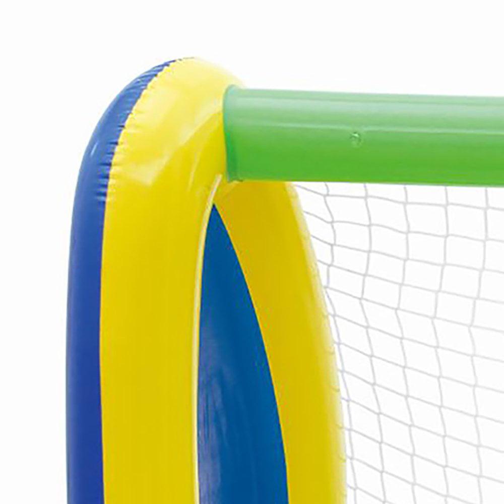 Big Play Sports Jumbo Inflatable Swimming Pool Goal and Ball Soccer Sports Set - image 3 de 6
