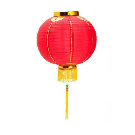 Good Luck Oriental Festival Party Celebration Lantern 12
