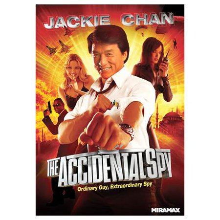 Get The Accidental Spy (2004) Before Too Late