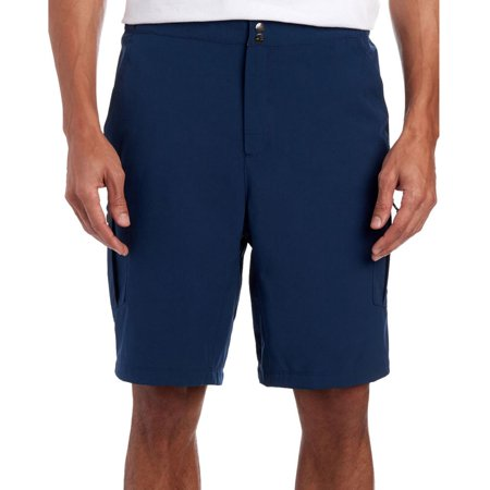 Reel Life Men Hybrid Performance Cargo Shorts