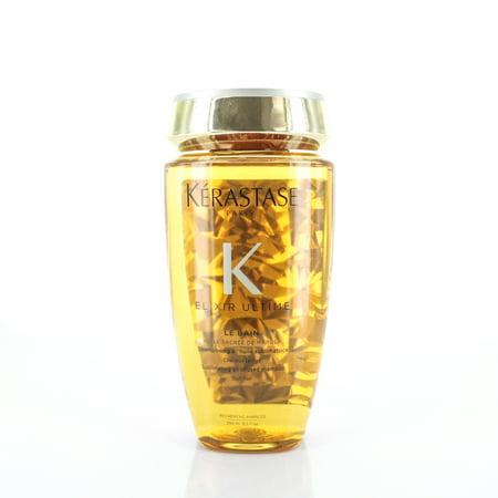 Kerastase Elixir Ultime Le Bain Shampoo - 8.5 oz / 250 ml ()