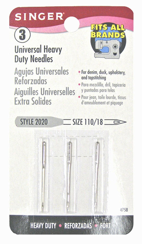 Singer Sewing Machine Needles 2020 # 9 3packs