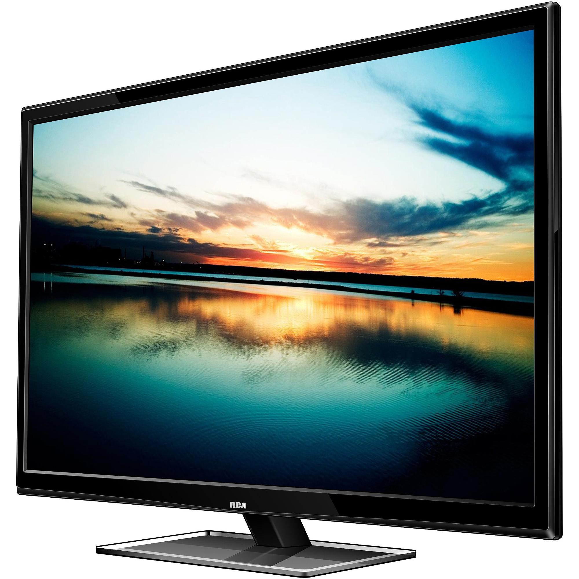 """RCA 42"""" Class LED-LCD 1080p 60Hz HDTV,(3.5"""" ultra-slim) LED42B45RQ"""