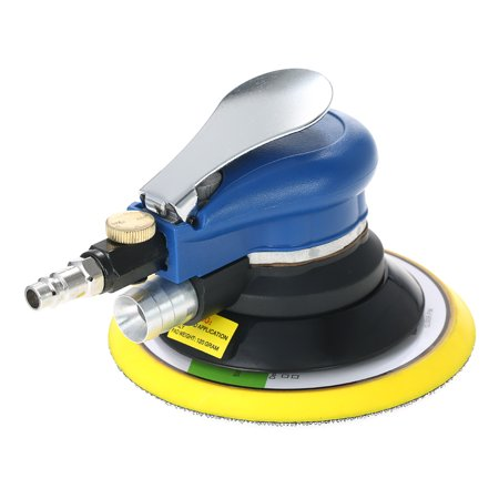 Pneumatic Dual Action Sander - Multifunction 6