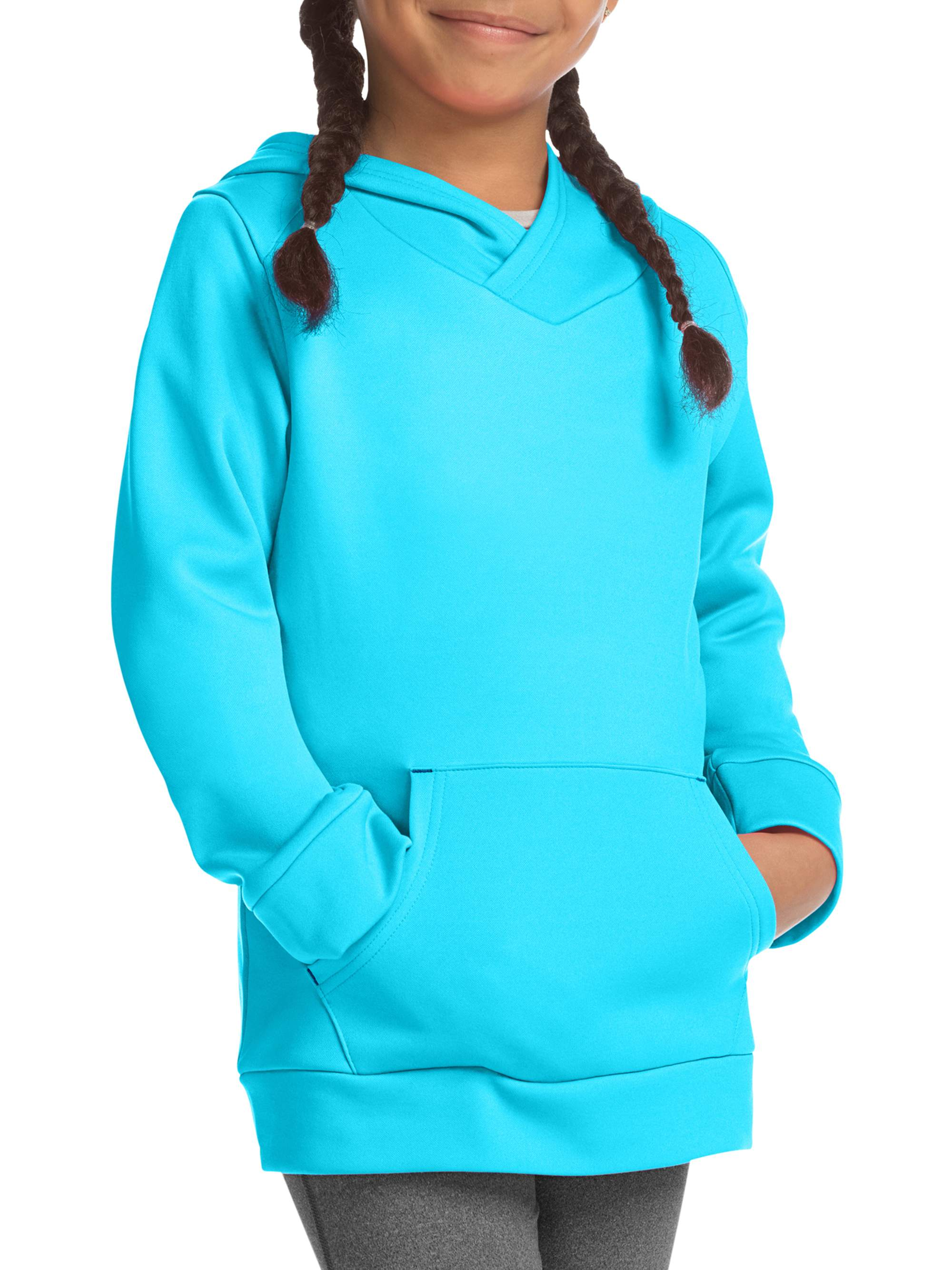 Girls' Tech Fleece Raglan Hoodie