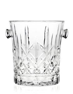 Aberdeen Spirits Clear Non-Leaded Crystal Barware Ice Bucket by Godinger