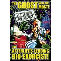 Beetlejuice- The Ghost with the Most Poster - 24x36