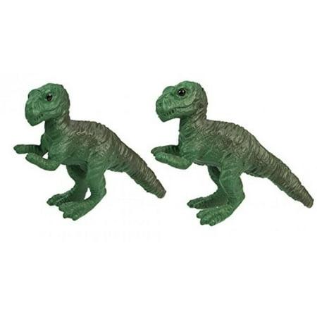 Safari Ltd Dino Babies TOOB with 10 Dinosaurs Including Baby Pertadon, Allosaurus, Apatosaurus, Triceratops, Brachiosaurus, Stegosaurus, Parasaurolophus, Velociraptor, T-Rex, and Spinosaurus