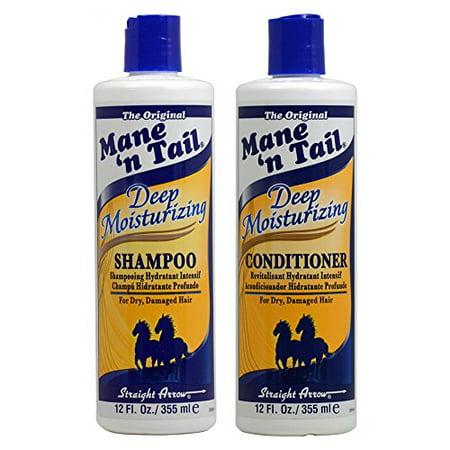 Mane N Tail Deep Moisturizing Shampoo & Conditioner 12 fl oz