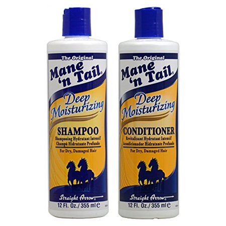 Mane N Tail Deep Moisturizing Shampoo & Conditioner 12 fl oz (Shawty Mane)