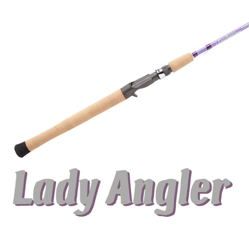 Castaway 7-Feet MEDIUM Power CASTING Rod with Moderate Action