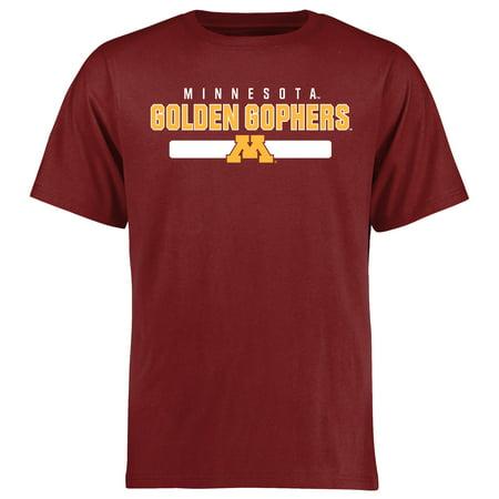Minnesota Golden Gophers Team Strong T-Shirt - Maroon