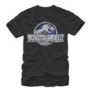 Jurassic World Men's T. Rex Logo T-Shirt