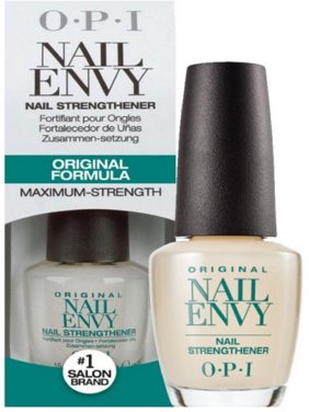 ($18 Value) OPI Nail Envy Nail Strengthener, Original, 0.5 Fl Oz
