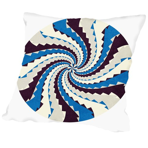 Americanflat Just A Tought Outdoor Throw Pillow