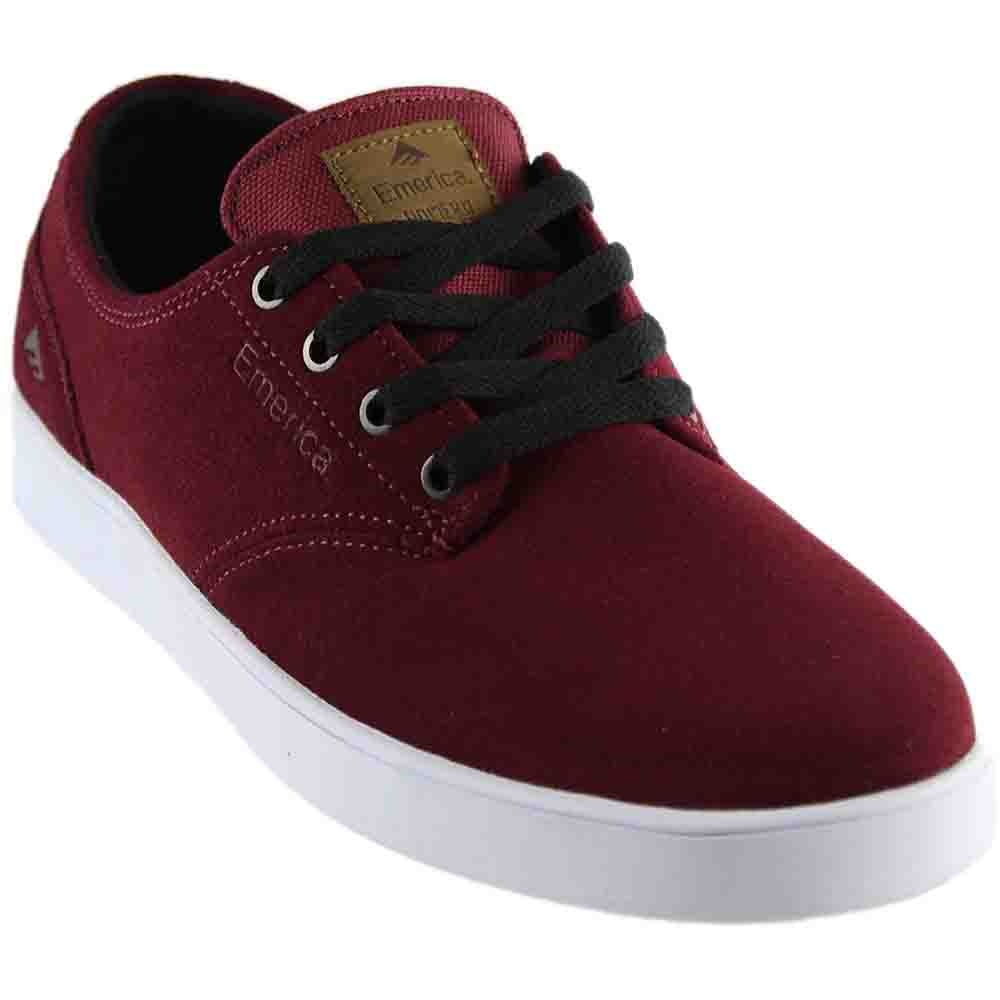 Emerica The Romero Laced SMU - Burgundy - Mens