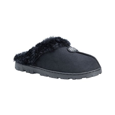 Women's Clog Slipper with Fur (Fur Trimmed Clog)