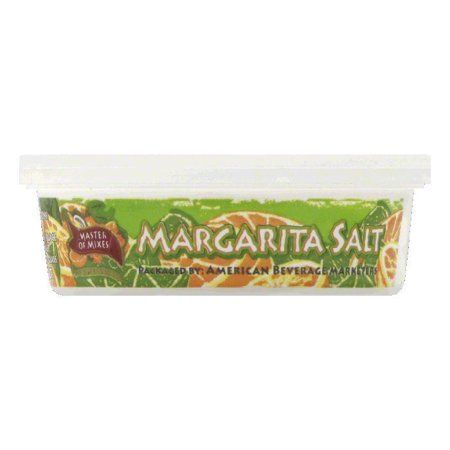 Master of Mixes Margarita Salt, 8 OZ (Pack of 12) (Margarita Salt)
