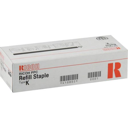 Ricoh Staple Cartridge Refill (5,000 Staples/Cartridge) (3 Cartridges/Carton) (Type K) ()