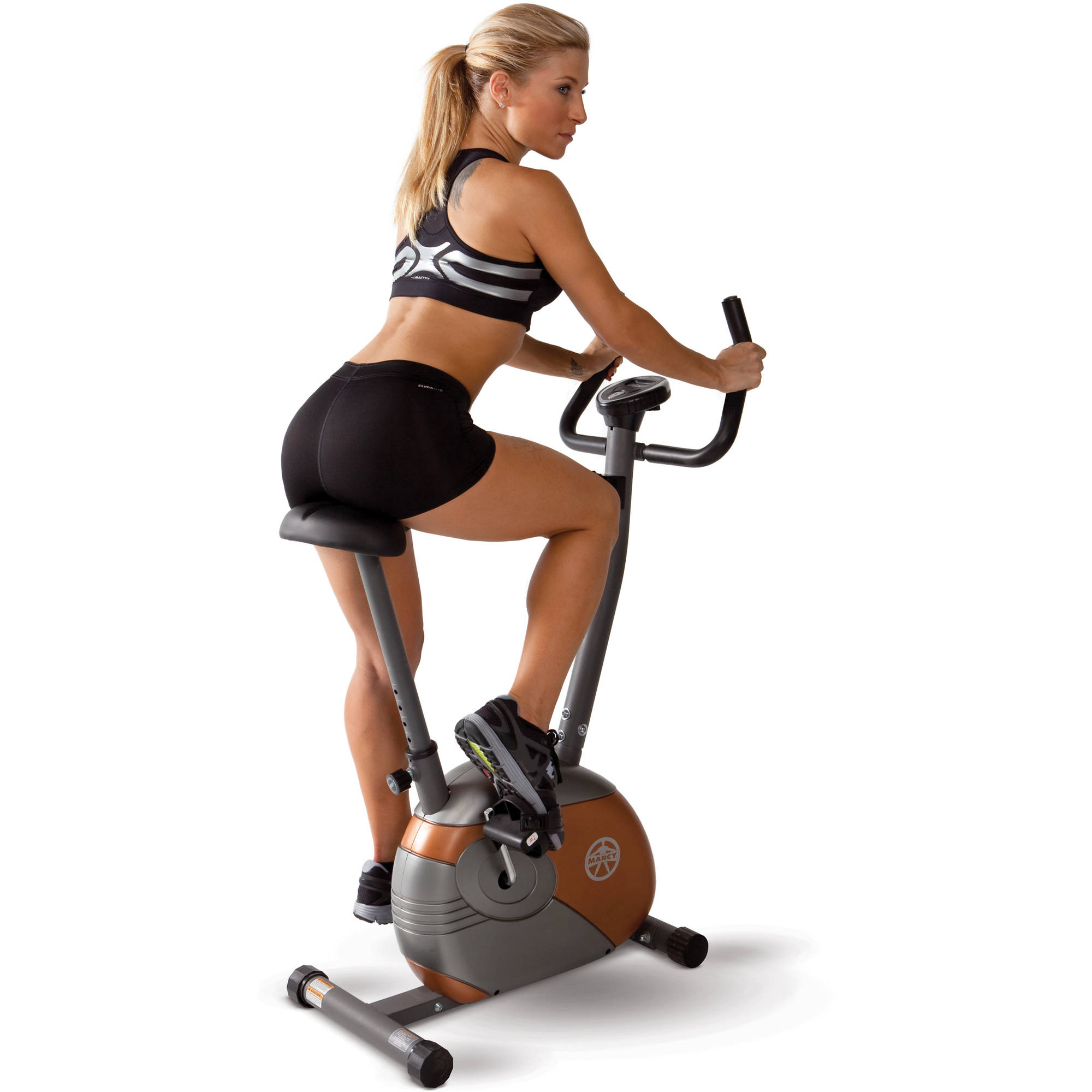 Marcy Upright Exercise Bike: ME-708