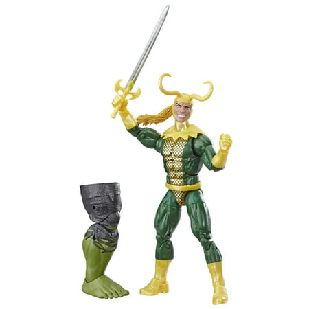 Marvel Legends Series Avengers 6-inch Loki Action Figure