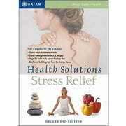 Health Solutions For Stress Relief by GAIAM INC