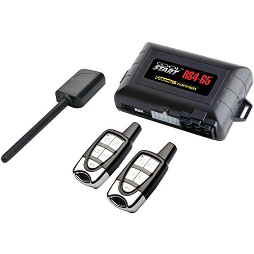 Crimestopper Rs4-g5 Remote Start And Keyless Entry With Trunk Release - 1-way - 2 X Transmitters - 2000 Ft (rs4-g5)
