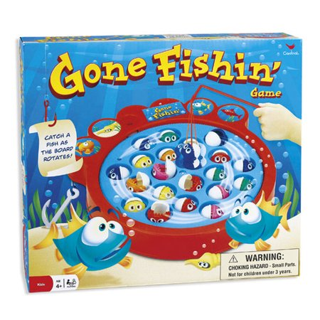gone fishing game