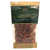 Lightly Salted Roasted Almonds - 11oz - Archer Farms
