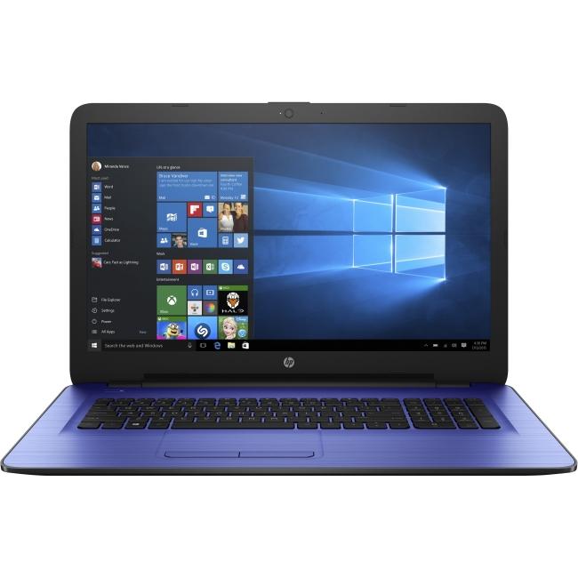 "HP 17-x010cy 17.3"" Laptop w/ Intel i3-6100U, 12GB RAM & 1..."