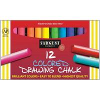 Drawing Chalk 12/Pkg