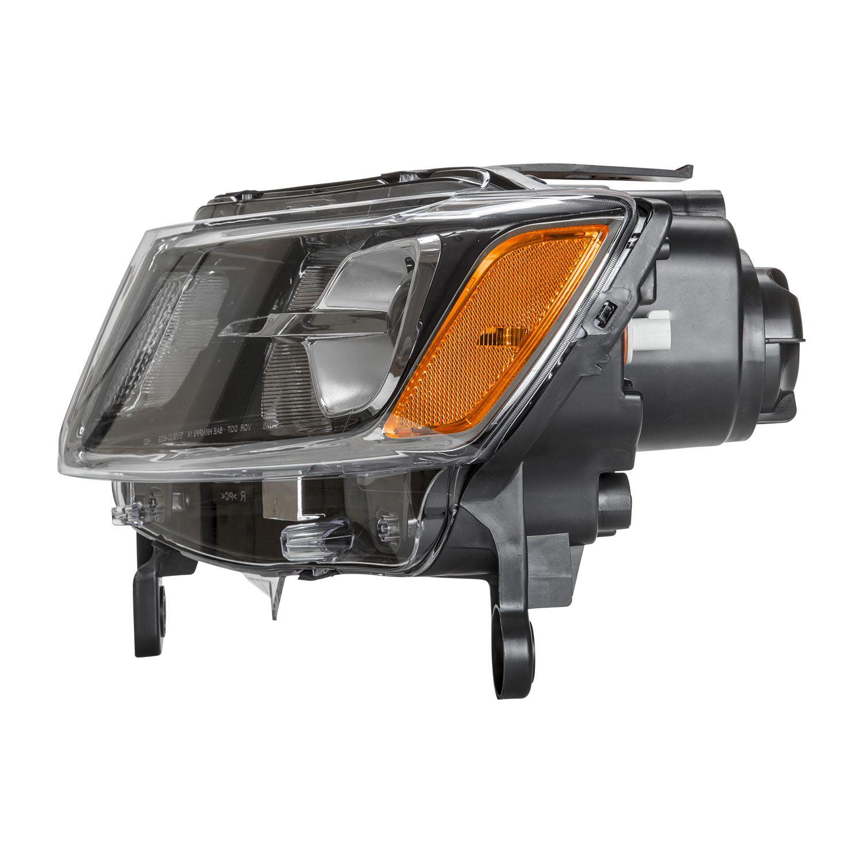 TYC 20-9530-00-1 Left Replacement Head Lamp