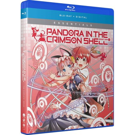 Pandora in the Crimson Shell Ghost Urn: The Complete Series (Blu-ray)