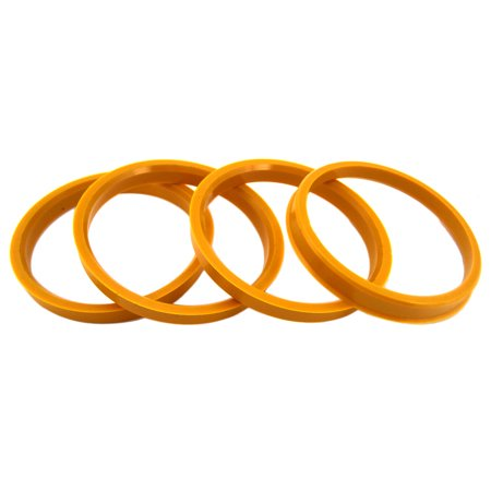 Coyote Wheel Accessories 67-5710 Hub Centric Ring, Set of 4 (67mm OD to 57.10mm (Four Hub Centric Rings)