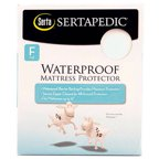 Serta Sertapedic Waterproof Mattress Protector, 1 Each