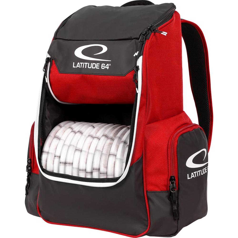 Latitude 64 Core Disc Golf Bag - Red