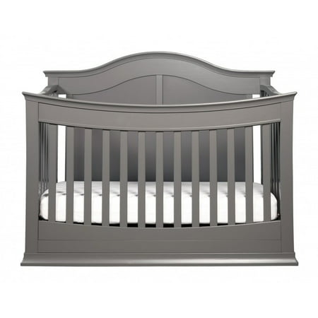 Davinci Meadow 4 In 1 Convertible Crib  Slate