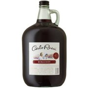 Carlo Rossi Burgundy Red Table Wine, 4 L