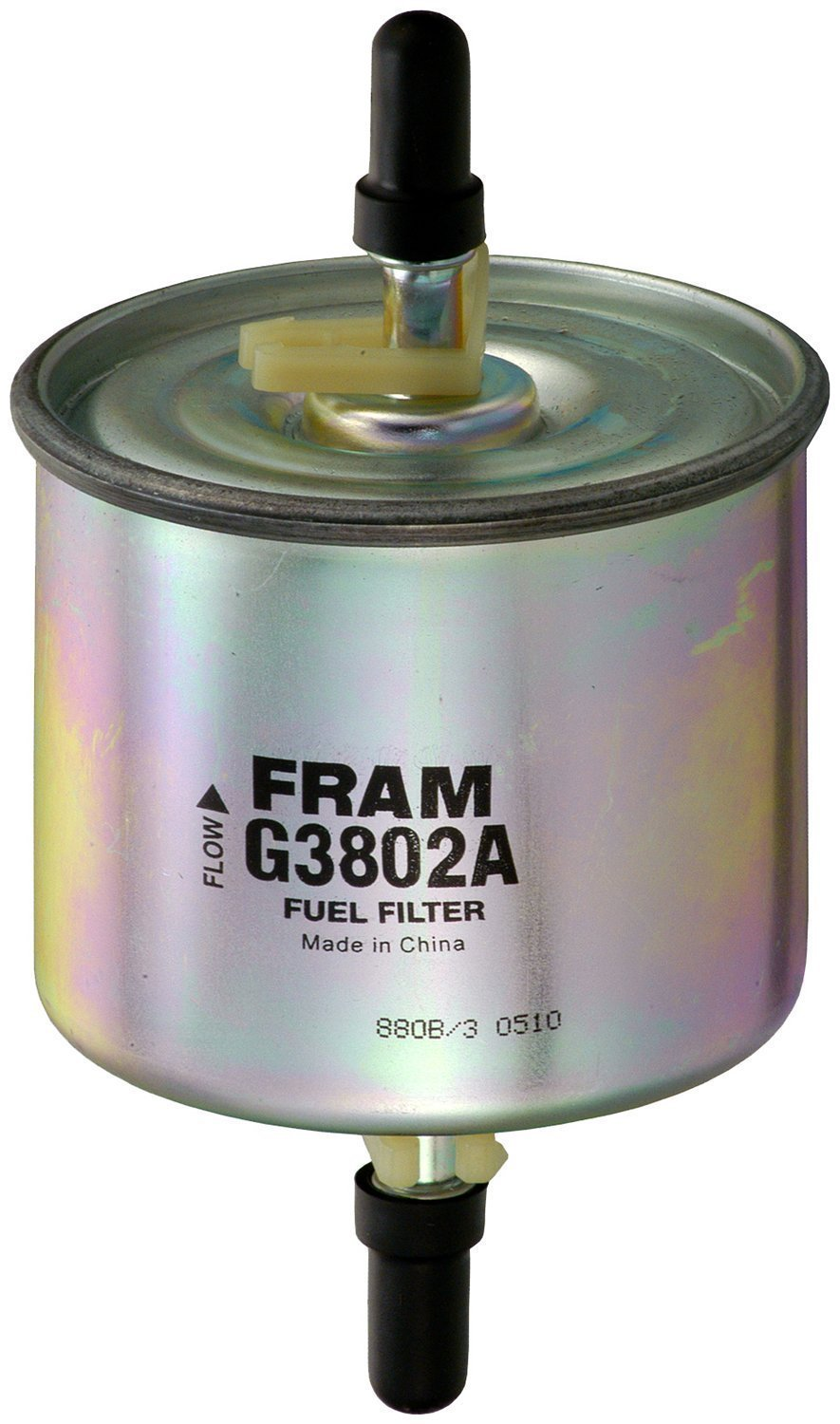 G3802A In-Line Fuel FilterAccessory filters are also important to your  vehicle's performance By Fram - Walmart.com