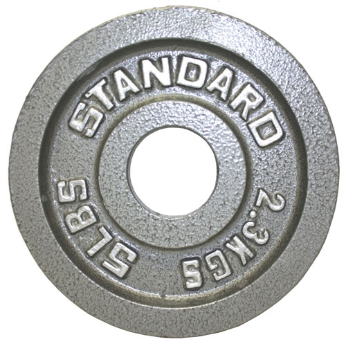 USA Sports by Troy Barbell 5 lb. Olympic Plate