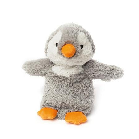 Grey Penguin Cozy Plush ()