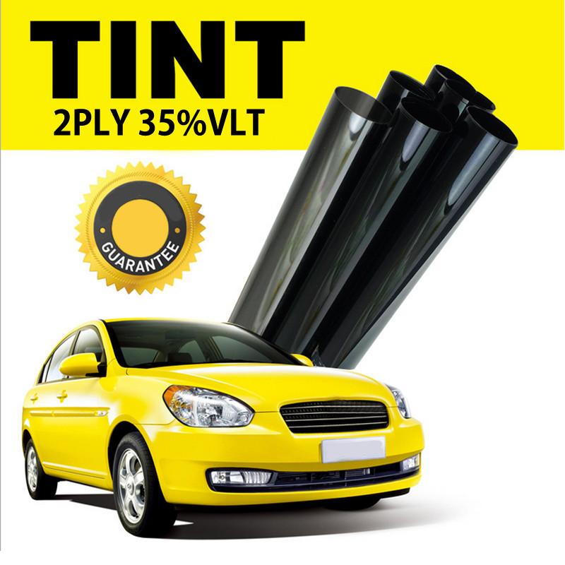 "Insulate Car Windows: Grtsunsea 1Pcs 20"" X 100 FT Car Window Tint Film"