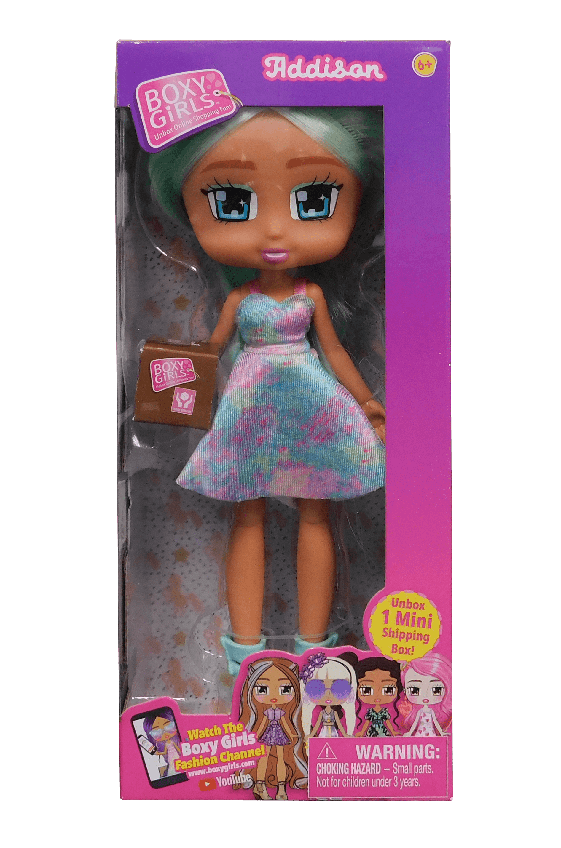 M Chicks with Wigs Mystery Collectible Figure Series 1 New Free Shipping