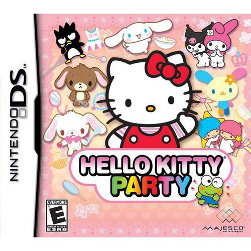 Hello Kitty Party (DS) - Pre-Owned