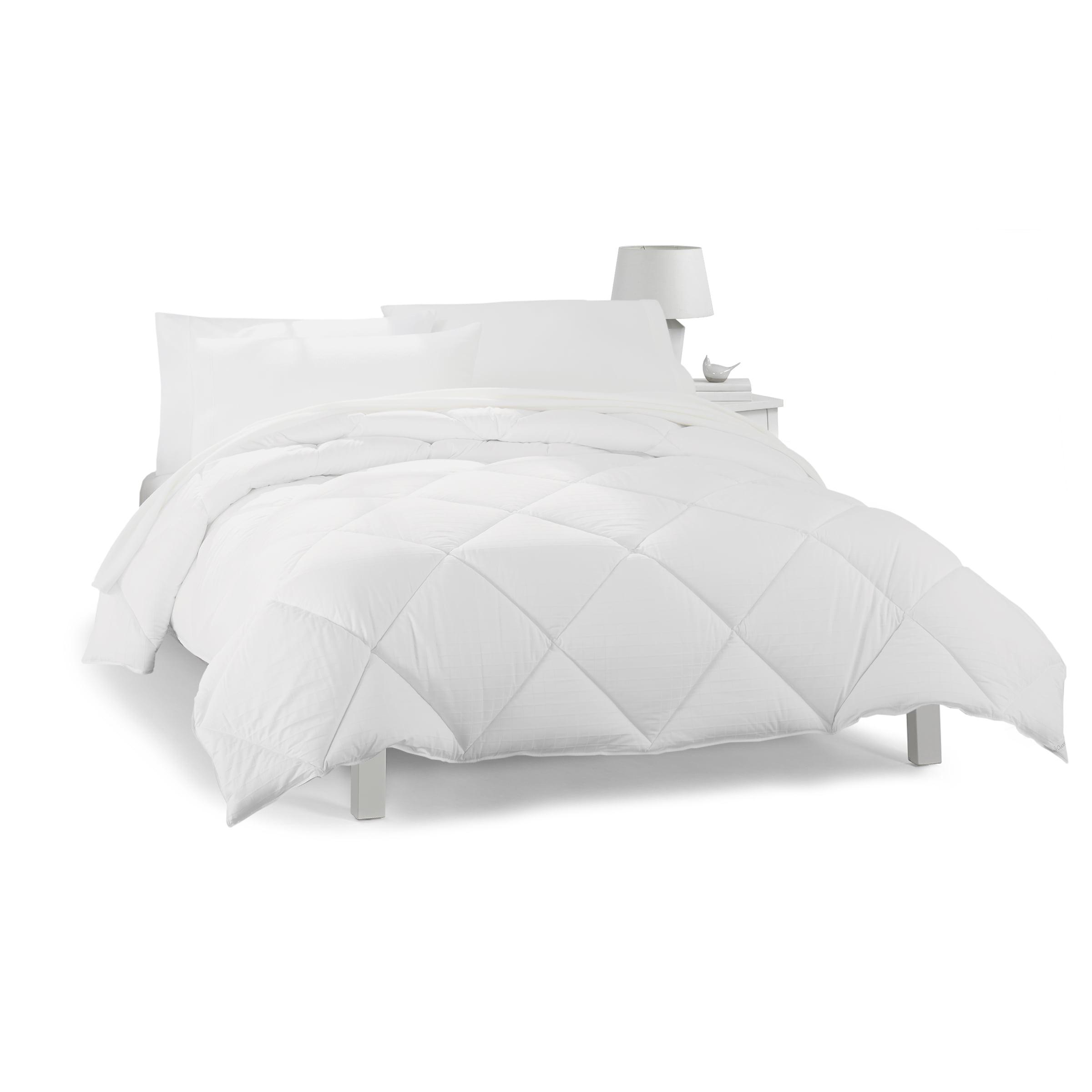 Serta Air Dry Down Alternative Lightweight Comforter Full Queen Walmart Com Walmart Com