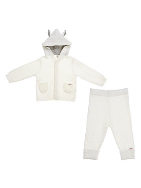 Baby 2-piece Bunny Outfit Set