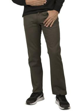 e672c931 ... X Clothing. Free shipping. Product Image Vibes Mens Olive Green Color  Denim 5-Pocket Jeans Slim Straight Leg Stone Wash